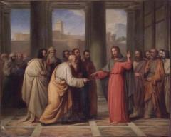 Vangelo della domenica, Vangelo del 30-10-2011, vanità e superbia dei farisei, Vangelo Matteo 23,1-12, via di umilta', via per essere veri cristiani