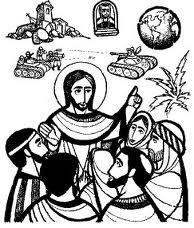Vangelo Lc 21,5-19, liturgia della parola