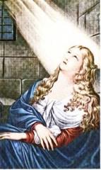 s.agata,festa di sant'agata,martire agata,vergine agata,5 febbraio,preghiera di s. agata,testimone di amore,sulle orme di gesù