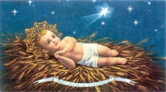 vangelo di natale, vangelo del 25-12-2011, vangelo Lc2,1-14, santo natale, nascita di Gesù Bambino, luce vera, grande gioia, Gesù bambino