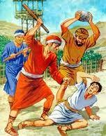 vangelo di domenica 02102011,la parabola della vigna,i vignaioli violenti,noi siamo la vigna coltivata da dio,vangelo mt 21,33-43