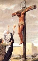 passione e morte del signore,venerdì santo 2013,via crucis,maria addolorata,vangelo di giovanni 18,1-19,42,croce,la redenzione,gesù salva ogni uomo,morte del peccato,gloria eterna,speranza della resurrezione.
