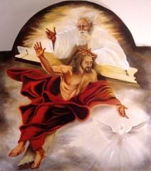 vangelo della domenica 26-05-2013,santissima trinità,il padre,il figlio e lo spirito santo,amore unisce tre persone,trinità,vangelo di gv 16,12-15,mistero grande,spirito di verità,lo spirito vi rguiderà alla verità.