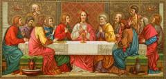 settimana santa, giovedì santo 2013, lavanda dei piedi, istituzione dell'eucaristia, istituzione del sacerdozio, dono del servizio, carità amore per gli altri, ultima cena,vangelo di Giovanni 13,1-15