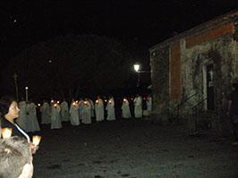 fiaccolata e Processione del Santissimo Sacramento